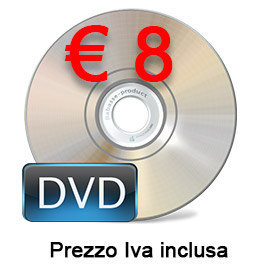 Riversamento su DVD in formato SD 4:3 o 16:9